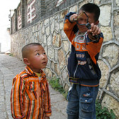 In China - Photography by James DiBiase